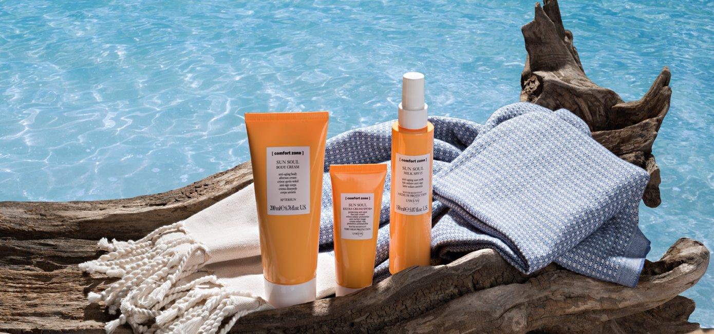 Preparara la tua pelle all'estate con Sun Soul e Water Soul